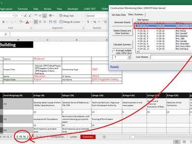 Scrape / Capture data sets from Web databases