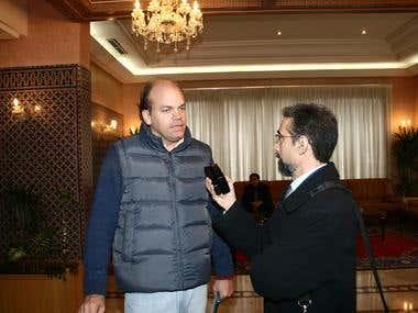Entrevista con el político chileno, Sr. Patricio Walker