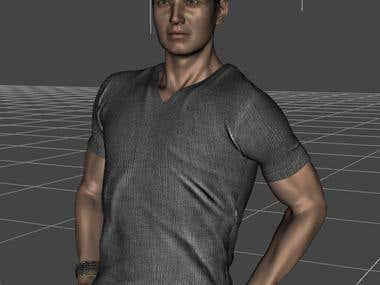 3D chacracter