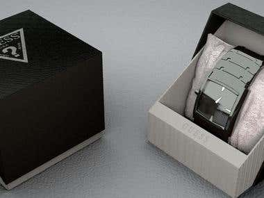 Watch box design