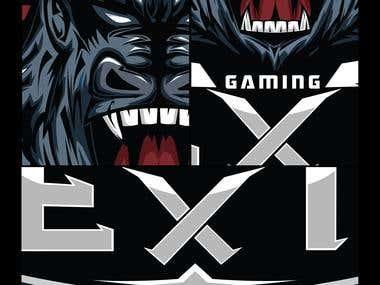 Esports Gorilla Ext Logo