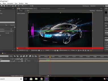 Video Editing: After Effects