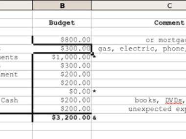 Excel data processing