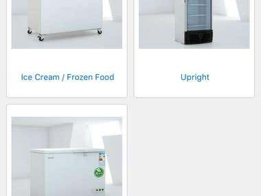Ugur Freezers Mobile Ap