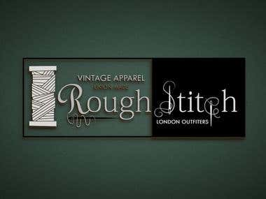 Rough Stitch - Logo Design