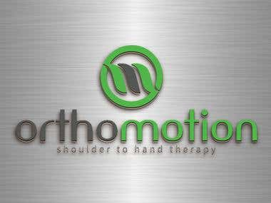 Orthomotion - Logo Design