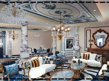 Interior Design Shot