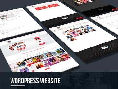WORDPRESS - FOTOCA.COM.BR