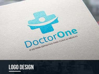 LOGO DESIGN - DoctorOne