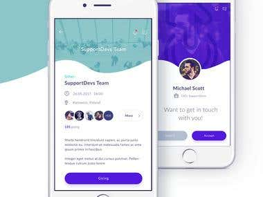 Social Networking App for Conferences
