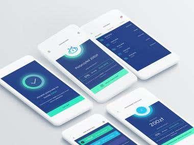 Mobile Credit App