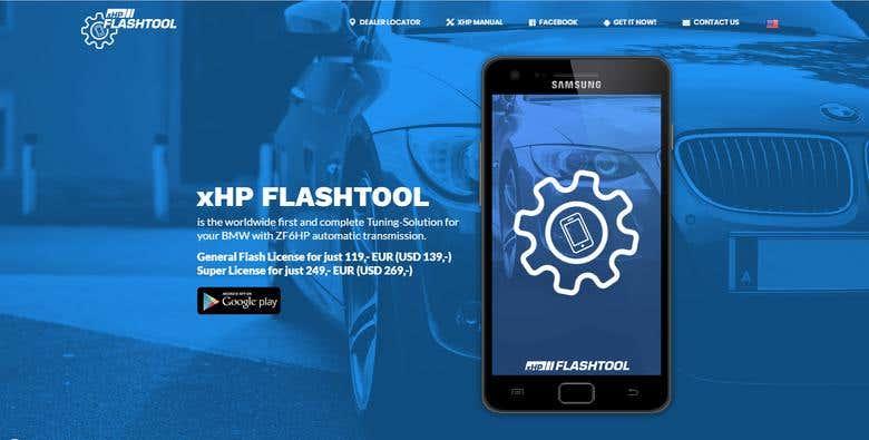 XHP FlashTool | Freelancer