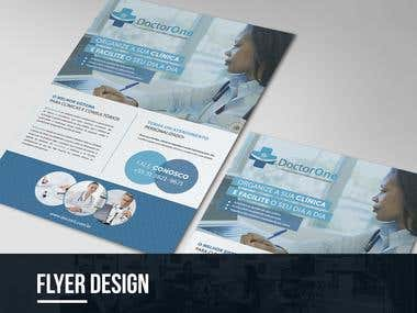 FLYER DESIGN - DoctorOne