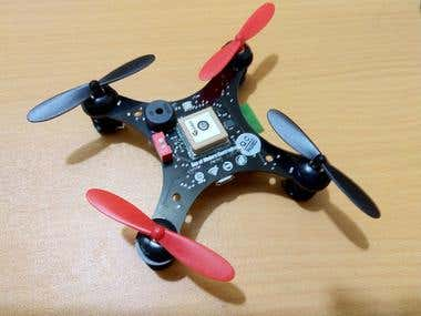 AcMEBee Quadcopter