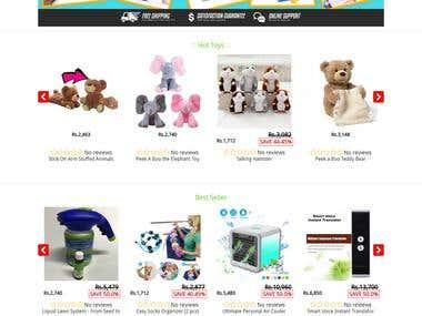 Shoptimize Shopify theme customization