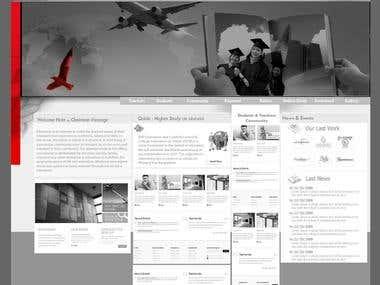 Website Screenshot 1