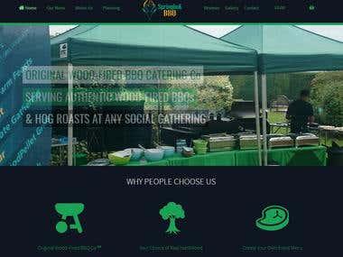 Springbok BBQ - Woocommerce
