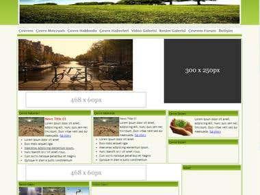 environmental web portal