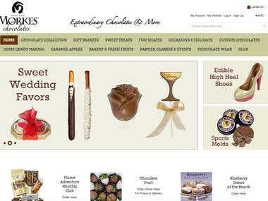 Morkes Chocolate