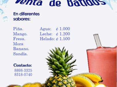 Batidos MB