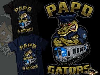 PAPD gators