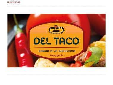 Branding ★ Del Taco