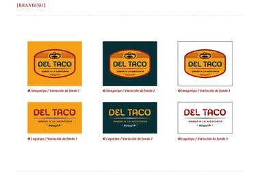 Branding ★ Variations for Del Taco