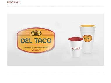 Branding ★ Products for Del Taco