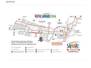 Mapping ★ RutaSanare