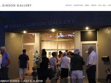 Gibson Gallery