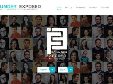 Founder Exposed