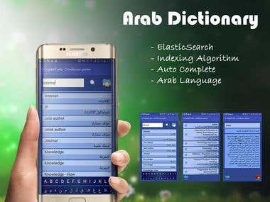 Arab Dictionary