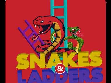 Snakes & Ladders - Ludo Game