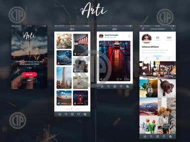 App UI Design