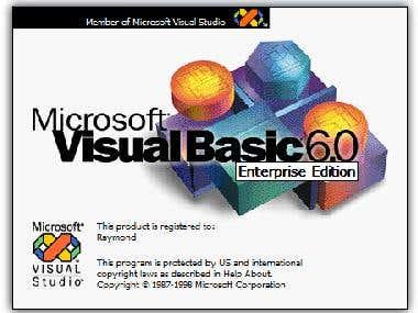 Payroll System - Visual Basic 6