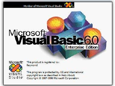 Inventory Control System - Visual Basic 6