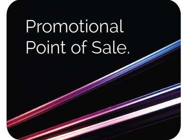 Promotional Point of Sale