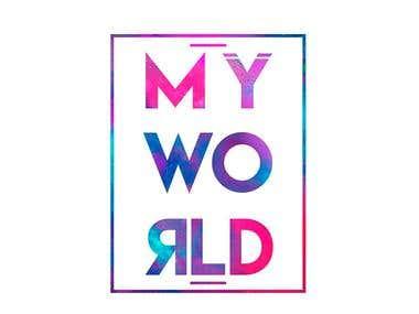 Logotipo MY WORLD