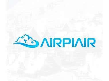"Logotipo para ""AIRPIAIR"""