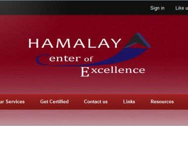 Hamalaya Center of Excellence
