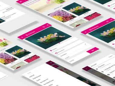 Roseland Ecommerce app