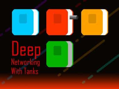 Multiplayer tank game (deep networking with tanks