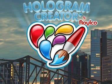 Hologram creator