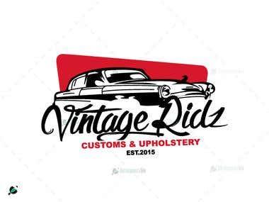 Vintage Ride logo