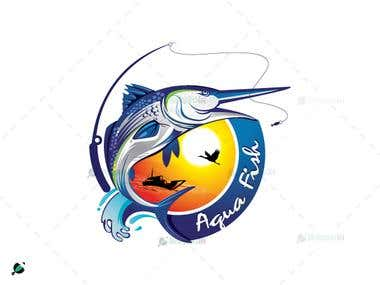 Aqua Fish logo