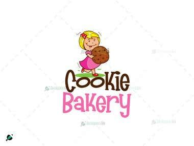 Cookie Bakery logo
