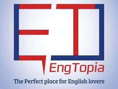 Logo Design for EngTopia