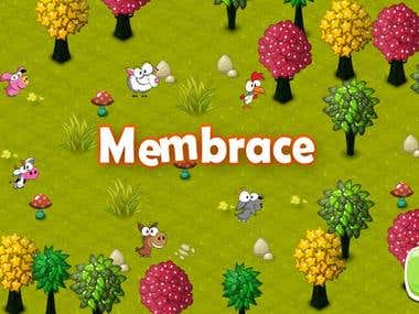 Membrace - Educational Memory game