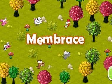 Membrace - Educational Memory game