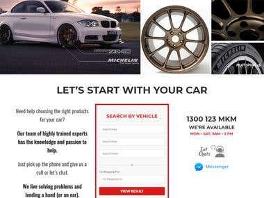 http://mkmotorsport.com.au/ Tyre & Wheels Online Store